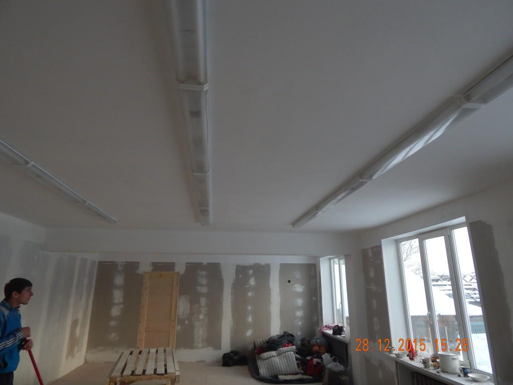 Кучеровская школа строители ещё не ушли